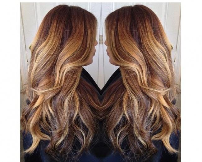 Złoty Brąz Wielki Trend W Koloryzacji Włos 243 W 2015
