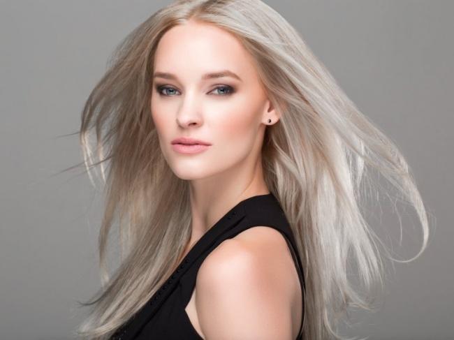 Platynowy blond