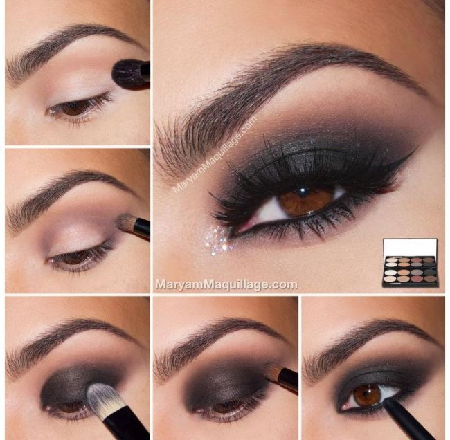 Makijaż Oczu Na Sylwestra 20 Najmodniejszych Propozycji
