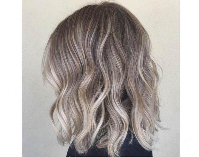 Hot Trend W Koloryzacji Włos 243 W 2016 Ombre W Popielatych