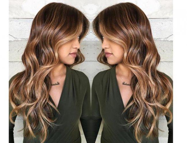 Modne Kolory Włosów 2016 Refleksy Sombre Kolorowe Ombre Te