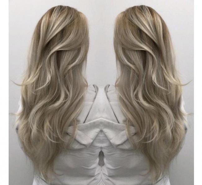 Smokey Blonde Hot Trend W Koloryzacji Włos 243 W 2016