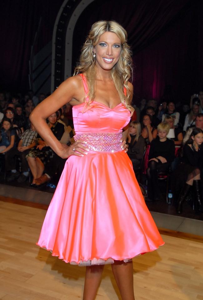Tamara Gee (wtedy Isis Gee), Taniec z gwiazdami, 2007