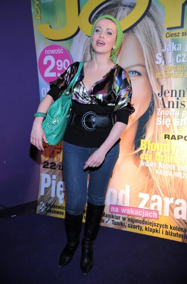 Katarzyna Zielińska, 2008