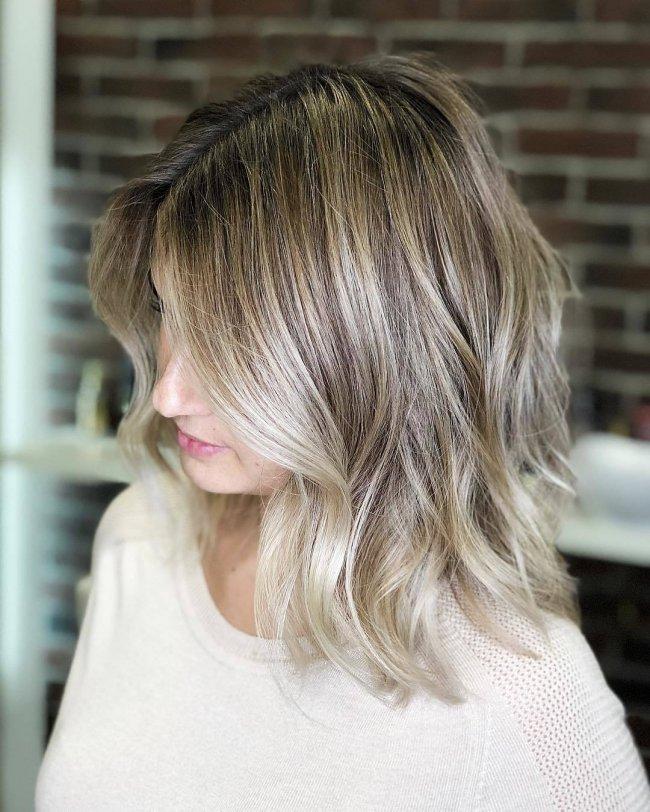 Balejaż W Nowej Odsłonie Trendy W Farbowaniu Włosów Na 2018 Rok