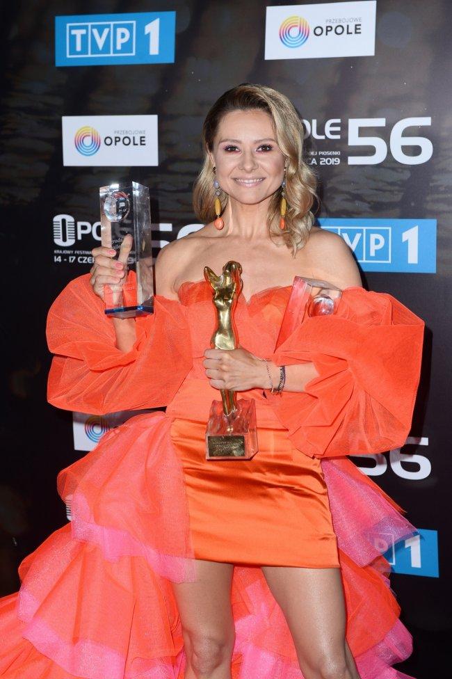Anna Karwan wygrała konkurs Premiery na 56. Krajowym Konkursie Piosenki Polskiej w Opolu