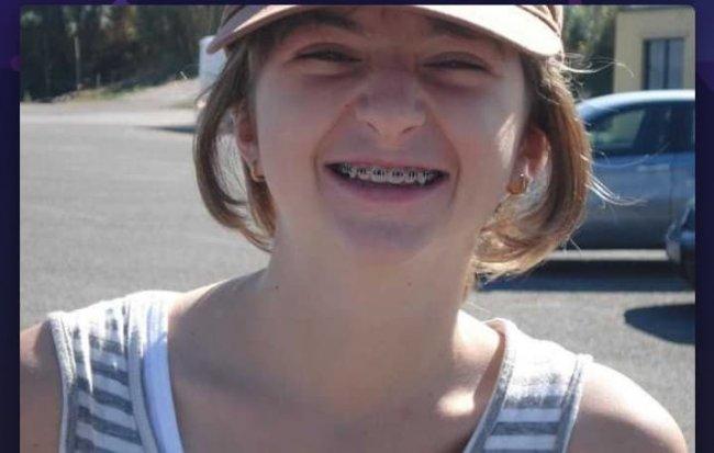 Tak Celine wyglądała w szkole..