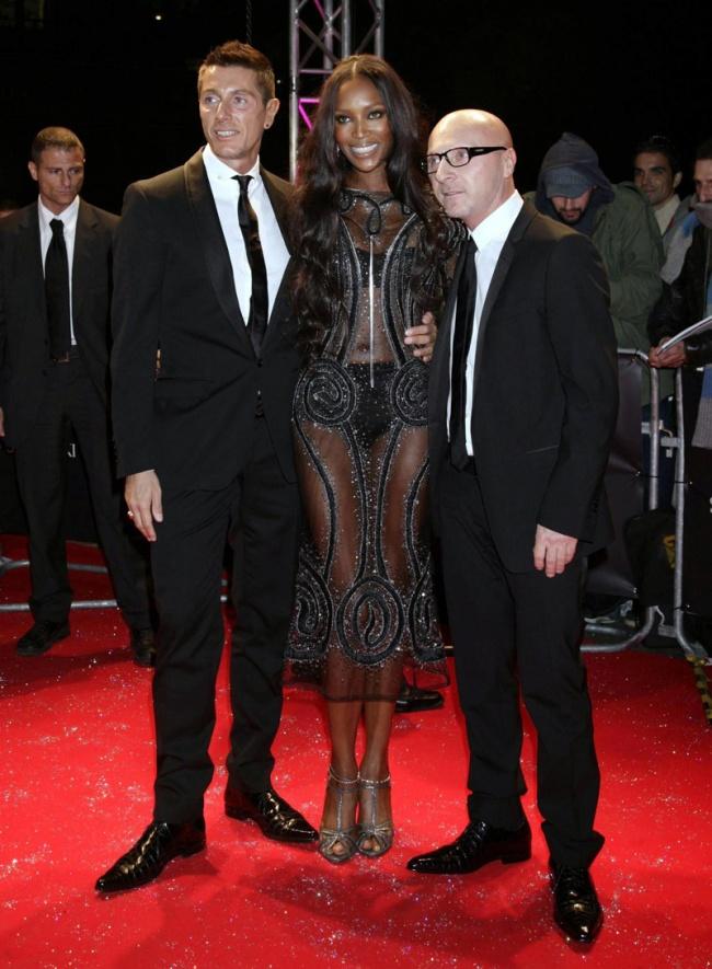 Z duetem Stefano Gabbana i Domenico Dolce
