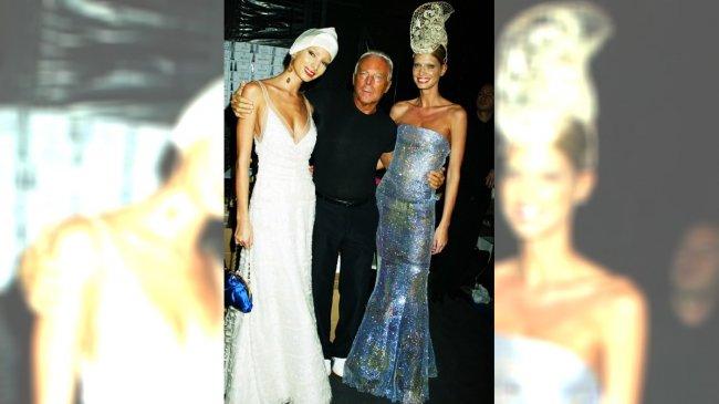 Giorgio Armani wiosna/lato 2005 Collection