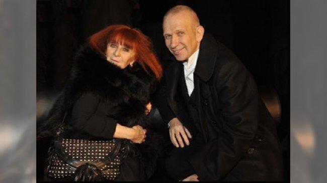 Sonia Rykiel i Jean Paul Gaultier źródło:H&M