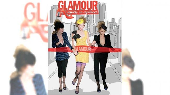 Czwarty Wy_cig na Szpilkach Glamour