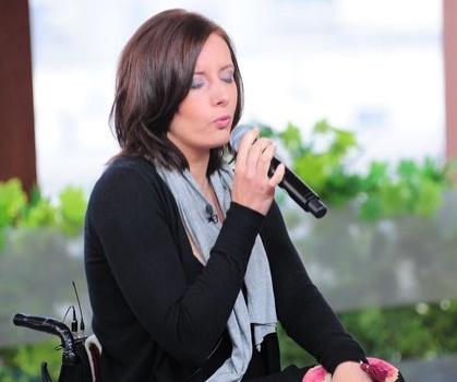 Monika Kuczyńska w programie Dzień Dobry TVN/ Dziendobrytvn.plejada.pl