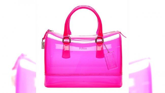 Furla Candy Bag Pink
