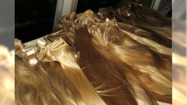 Włosy do pokazu Basso and Brooke