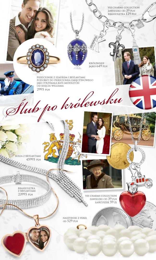 YES ślub księcia Williama i Kate Middleton