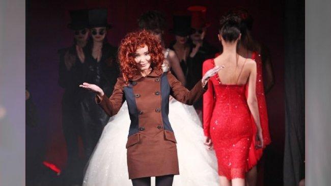 Ewa Minge - pokaz jesień/ zima Paryż 2011