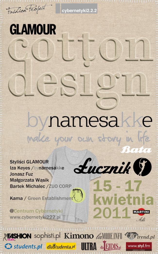 Glamour Cotton Design 15-17 kwietnia