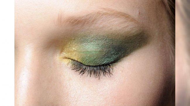 Pastelowy makijaż pokazu Jason Wu