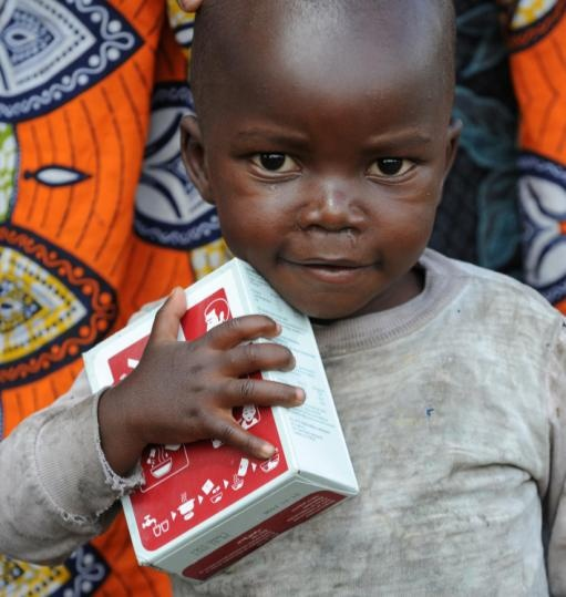 Dziecko UNICEF
