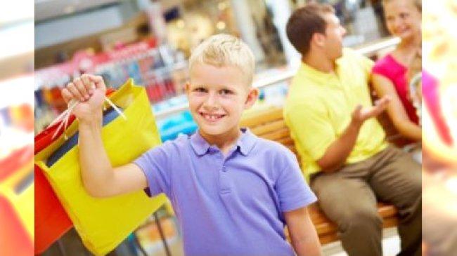 Zakupy z dzieckiem