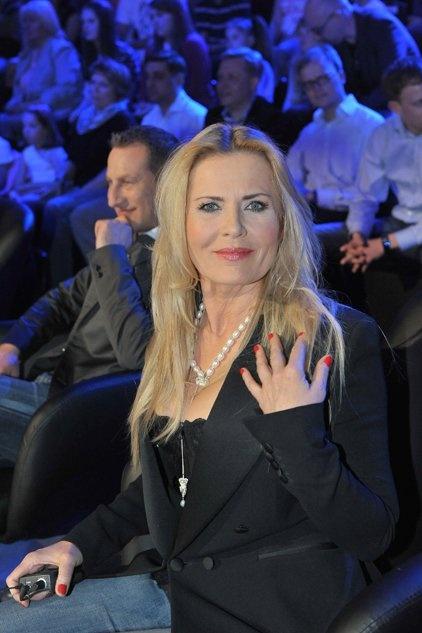 """Grażyna Szapołowska, źródło: oficjalny fanpage """"Bitwa na głosy"""""""