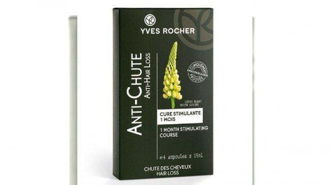 Kuracja przeciw wypadaniu włosów Ives Rocher