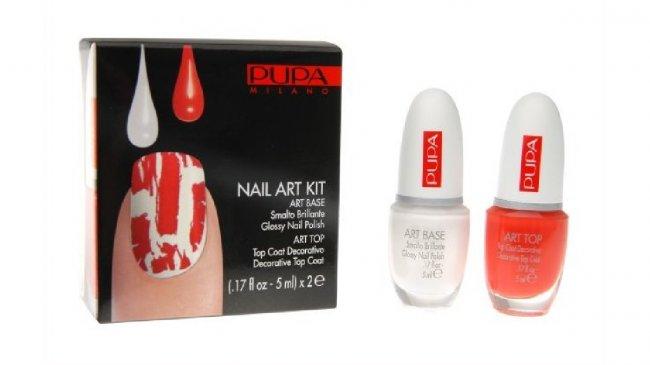 Pupa Nail Art Kit