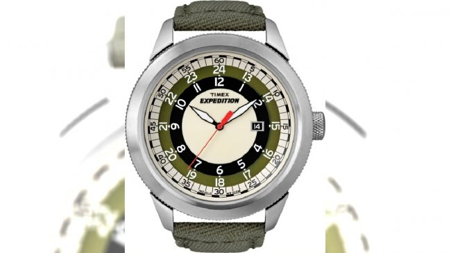 Timex Expedition Military T49822