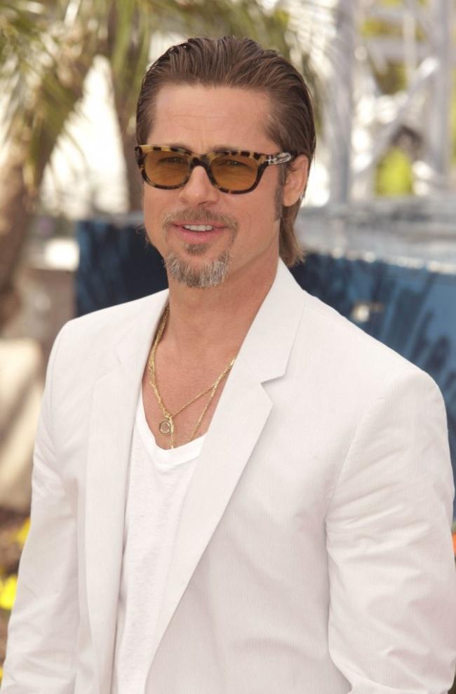 Brad Pitt, fot. Agencja Medium