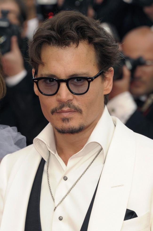 Johnny Depp, fot. Agencja Medium