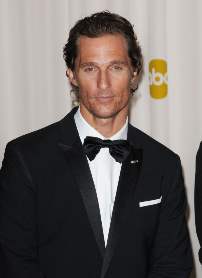 Matthew McConaughey, fot. Agencja Medium