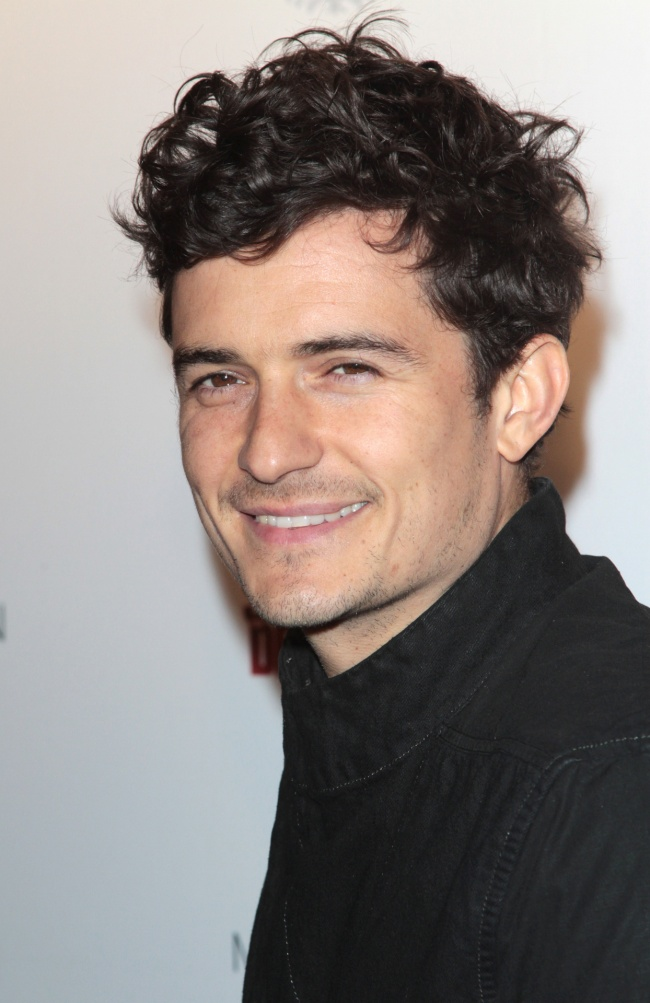 Orlando Bloom, fot. Agencja Medium