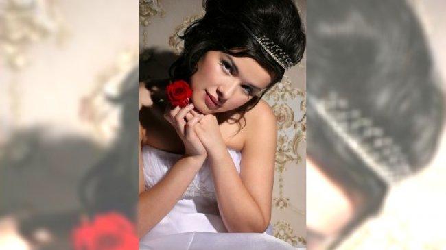 Panna Młoda w stylu glamour