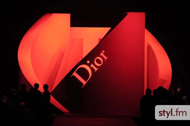 Pokaz mody Dior