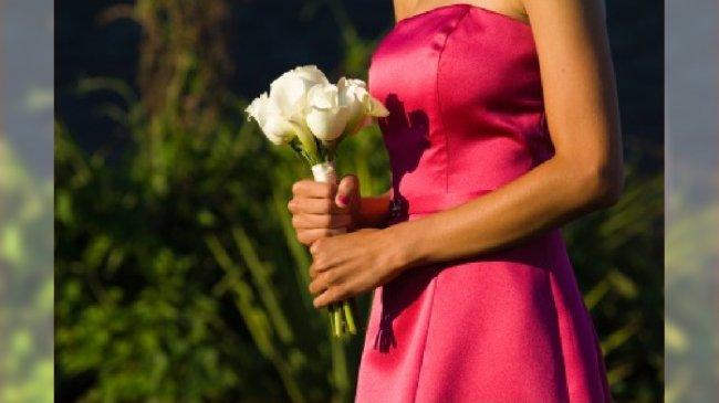 Druhna na ślubie