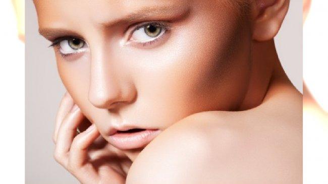 Makijaż brązujący