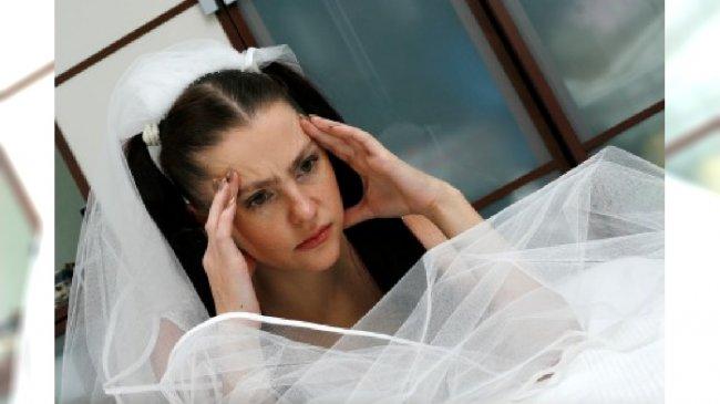 Przedślubny stres