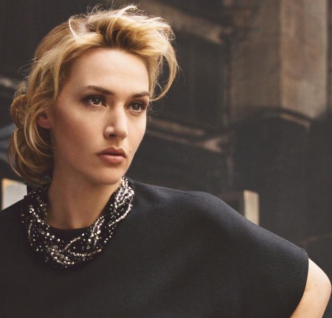 Kate Winslet w reklamie St. John