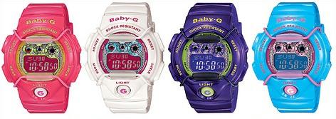 Baby-G BG-1005m