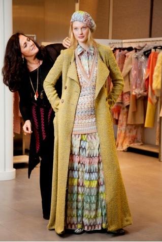 Photographed by Elizabeth Lippman /Fot. Vogue