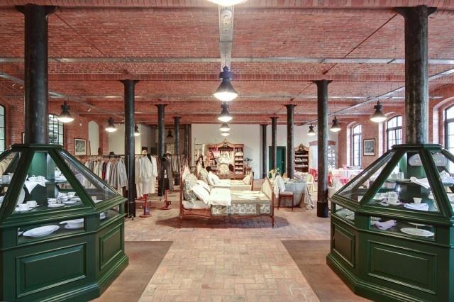 Fabryka Lnu-Sklep Wokulskiego