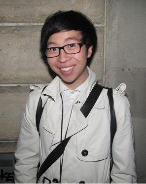 Justin Wu - portret