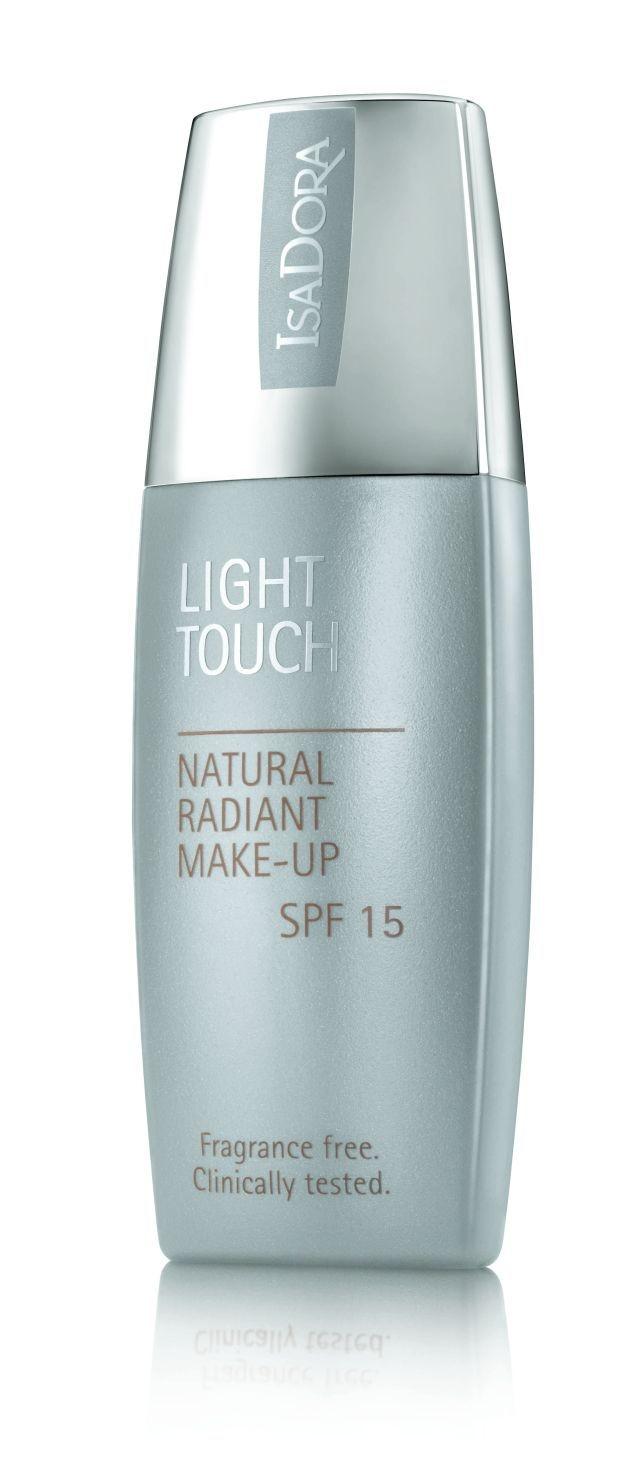 Podkład rozświetlający IsaDora Light Touch
