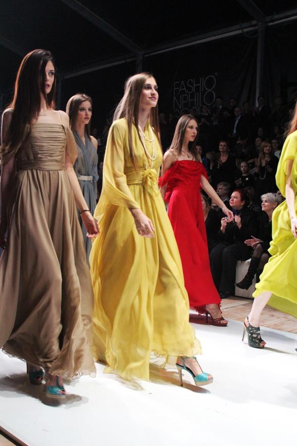 Fashion Philosophy Fashion Week Poland  2011 - pokaz Teresa Kopias