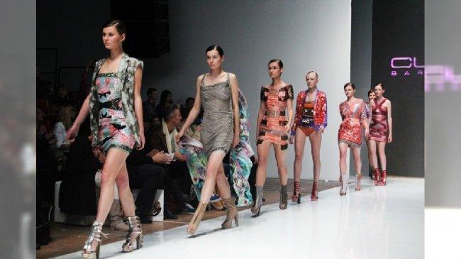 Pokaz Custo Barcelona - inauguracja Fashion Week Poland