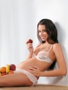 Jedzenie w ciąży