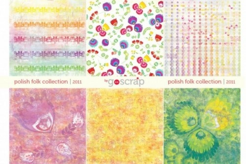 Polish folk collection