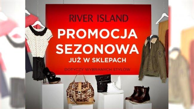 Promocja River Island