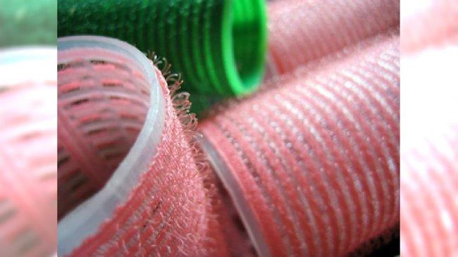 Kolorowe wałki
