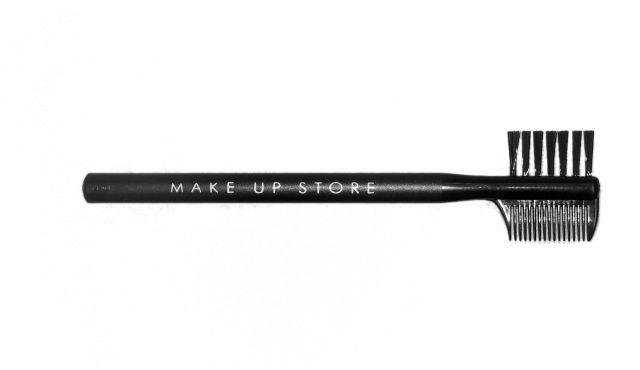 Pędzelek do brwi i grzebyk do rzęs Make Up Store